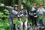 Ride the Glide Nanaimo Segway tour seg smiles