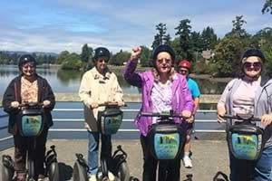 Thumbs up for Segway tours
