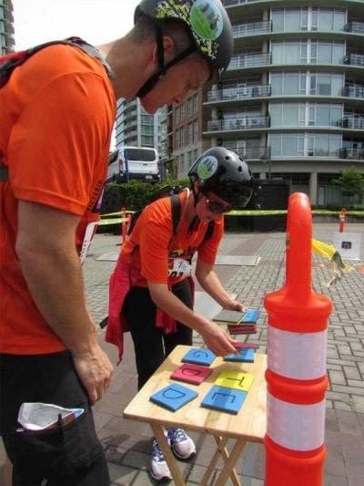 Trying to figure out the super difficult puzzle at UrbaCity Challenge Victoria 2016