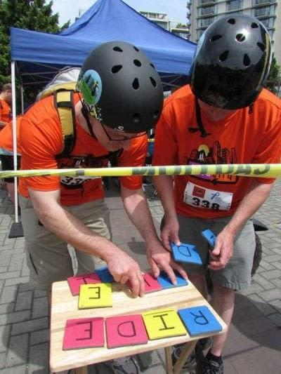 Teamwork is very important at UrbaCity Challenge Victoria 2016