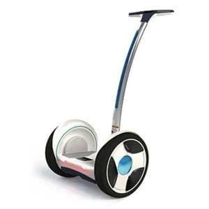 Ninebot Elite electric personal mobility scooter white