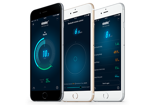 ninedroid iphone app for ninebot elite