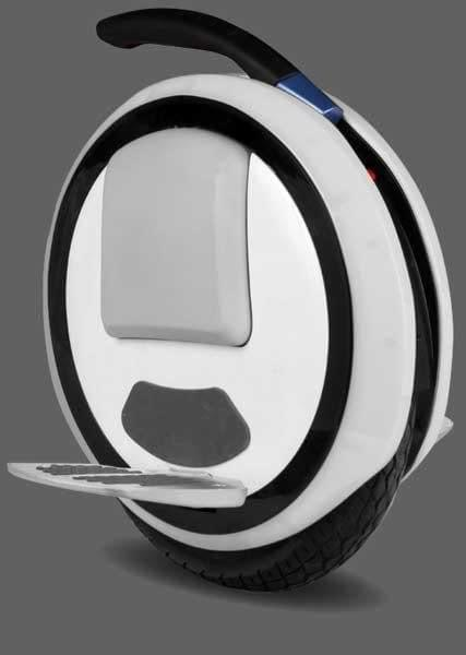 ninebot-one-electric-unicycle-white - Ride the Glide