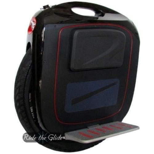 Gotway MSuper V3 820W 18 inch high performance electric unicycle three quarter view pedals down for sale in Canada