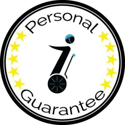Our personal guarantee that all of our products are personally inspected and tested before being shipped to you