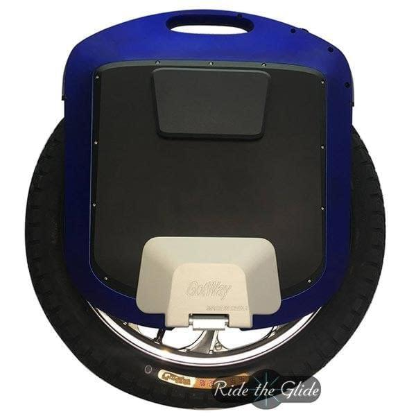 Gotway Monster 22 inch blue high performance electric unicycle for sale in Canada by Ride the Glide