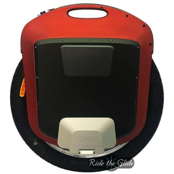 Gotway Monster 22 inch red high performance electric unicycle for sale in Canada by Ride the Glide