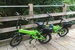 Ride the Glide electric bike rentals delivered Victoria BC