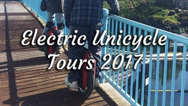 Now exclusively offering electric unicycle tours in Victoria and Nanaimo in 2017 while the Segways take a break
