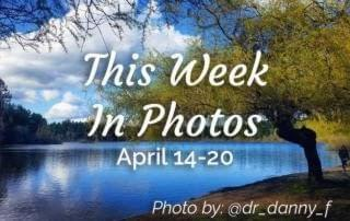 This week in photos April 14 to 20 in Victoria BC, Instagram hashtag yyj photo by @dr_danny_f