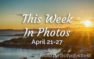 This week in photos April 21 to 27 in Victoria BC, Instagram hashtag yyj photo by @cityofvictoria