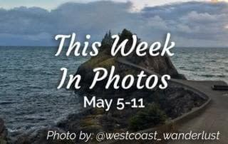 This week in photos May 5 to 11 in Victoria BC, Instagram hashtag yyj photo by @westcoast_wanderlust