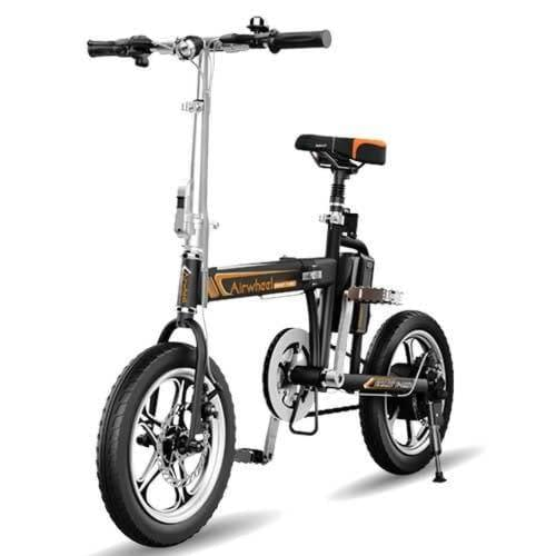 Airwheel R5 Ultra light folding electric bike Ride the Glide