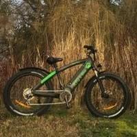 Black Bear - High Performance Electric Fat Bike