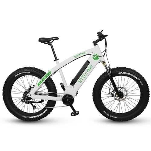 High performance electric fat bike, Ride the Glide's Spirit Bear