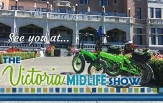 The Victoria Midlife Show 2017 - Ride the Glide will see you there November 18th