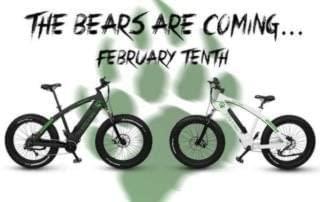 The Bears are Coming February 10th