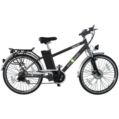 """26"""" full sized city commuter electric bike Imperial by Ride the Glide"""