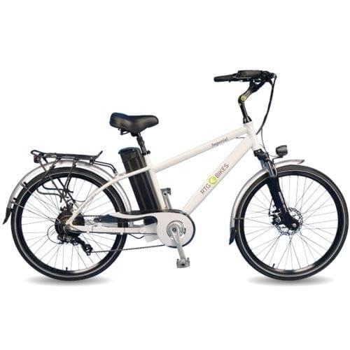 Imperial city commuter e-bike, perfect for getting around in town, by Ride the Glide Victoria BC