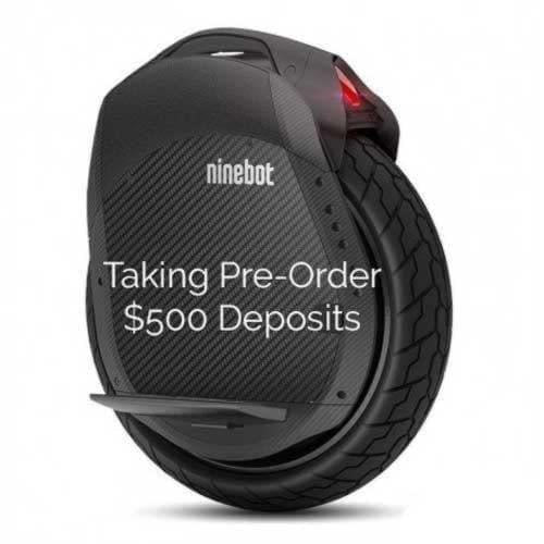 Ninebot One Z10 for pre-order in Canada