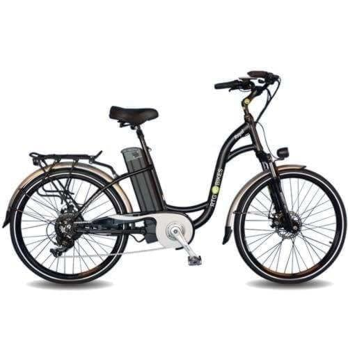 Regal Step through e-bike perfect for city commutes by Ride the Glide Victoria BC