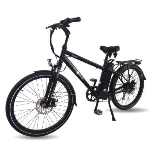 Ride The Glide Imperial commuter bike in black