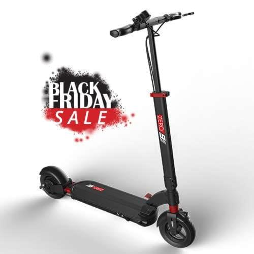 Zero 9 electric scooter Canada, Black Friday Sale