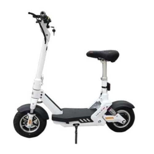 Bodi electric scooter with a seat, Ride the Glide in Canada