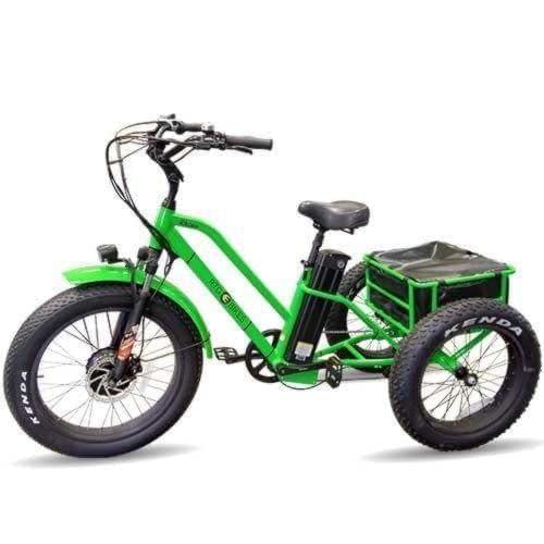Fat Electric trike, Rhino by Ride the Glide