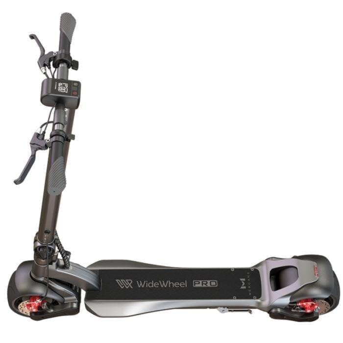 WideWheel Pro, front and rear brakes, 15Ah battery, LCD display, dual 500W motors, dual suspension. Canada
