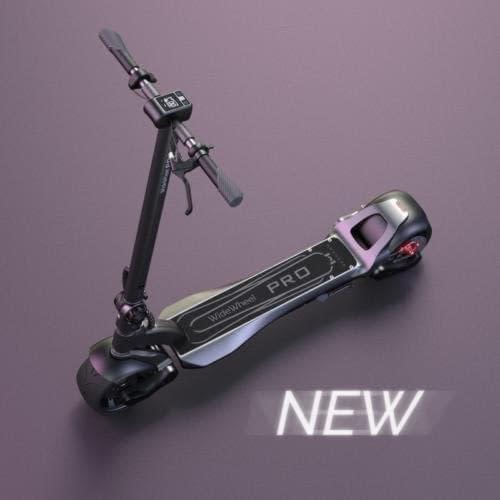 New WideWheel Pro, front and rear brakes, 15Ah battery, new LCD display