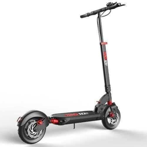 Zero 10 electric scooter Ride the Glide in Canada