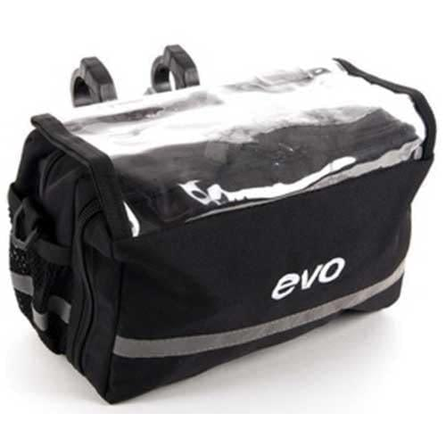 Evo Day Tripper Handlebar Bicycle Bag, bike accessories