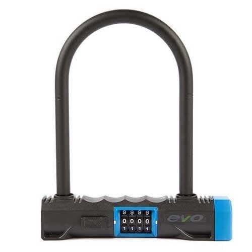 Evo E-Force HD Combo U-Lock, bike accessories