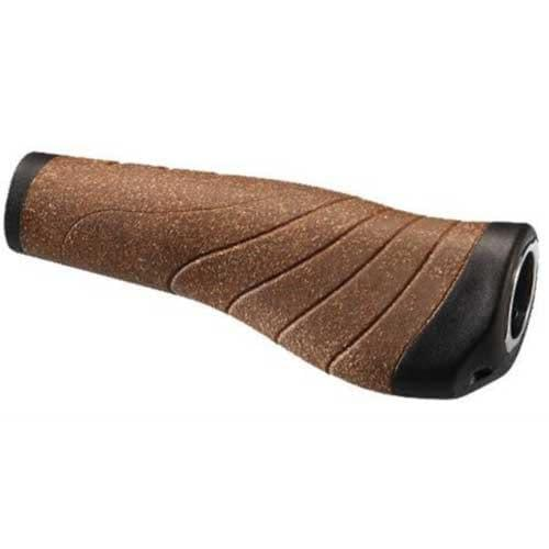 Velo Handlz Dura Cork locking handlebar grips, bike accessories