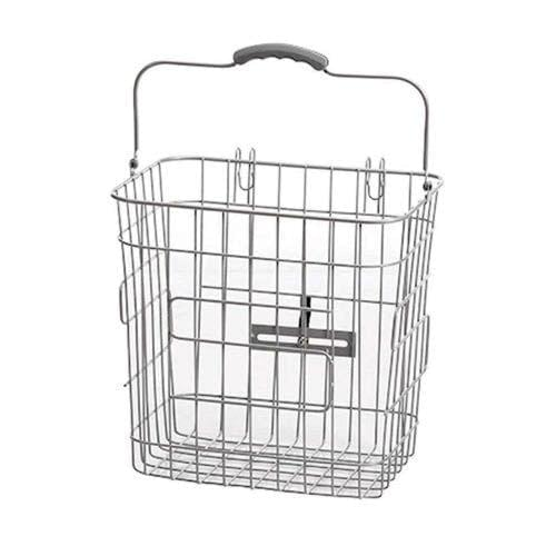 EVO side shopping basket for rear rack, bike accessories