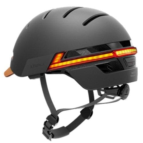 Livall BH51 Smart Bluetooth Urban cycling helmet, take calls, listen to music, brake light, turn signals