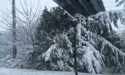 Yep, that's a lot of snow!