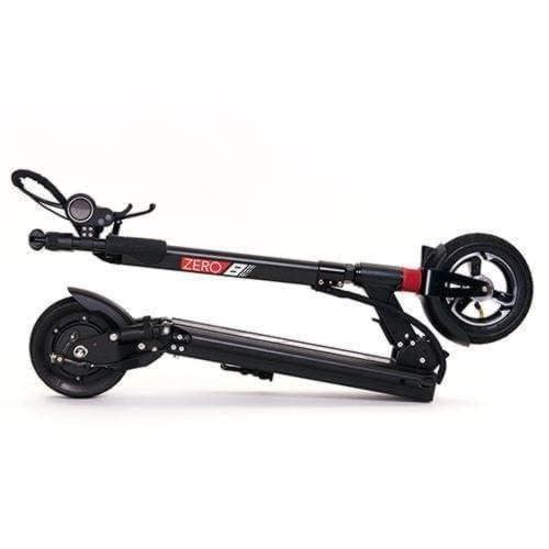 Zero 8 folding electric scooter, Ride the Glide Canada