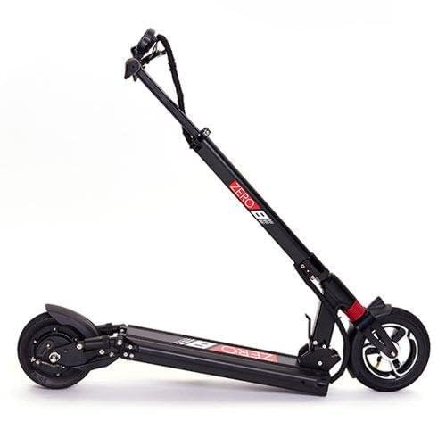 Zero 8 folding electric scooter, Ride the Glide Canada