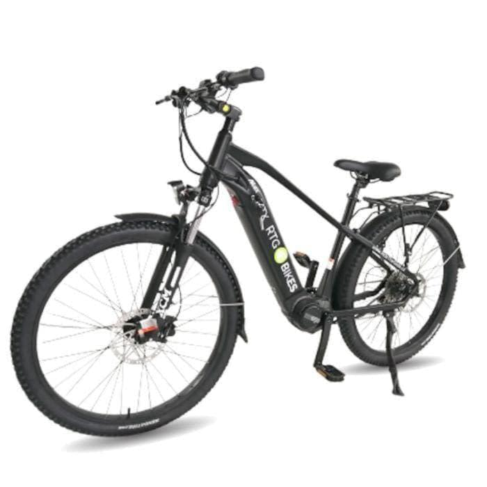 MTX Max, 500W mid drive electric x-road e-bike, by Ride the Glide Ride Electrified