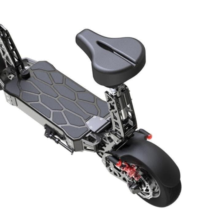 Mercane MX60 extreme electric scooter seat