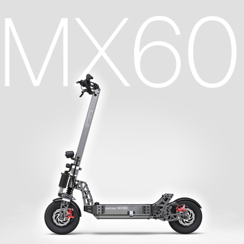 Mercane MX60 super electric scooter