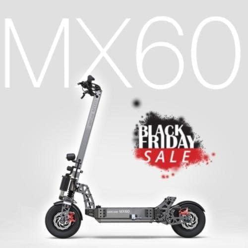 Mercane MX60 electric scooter Black Friday