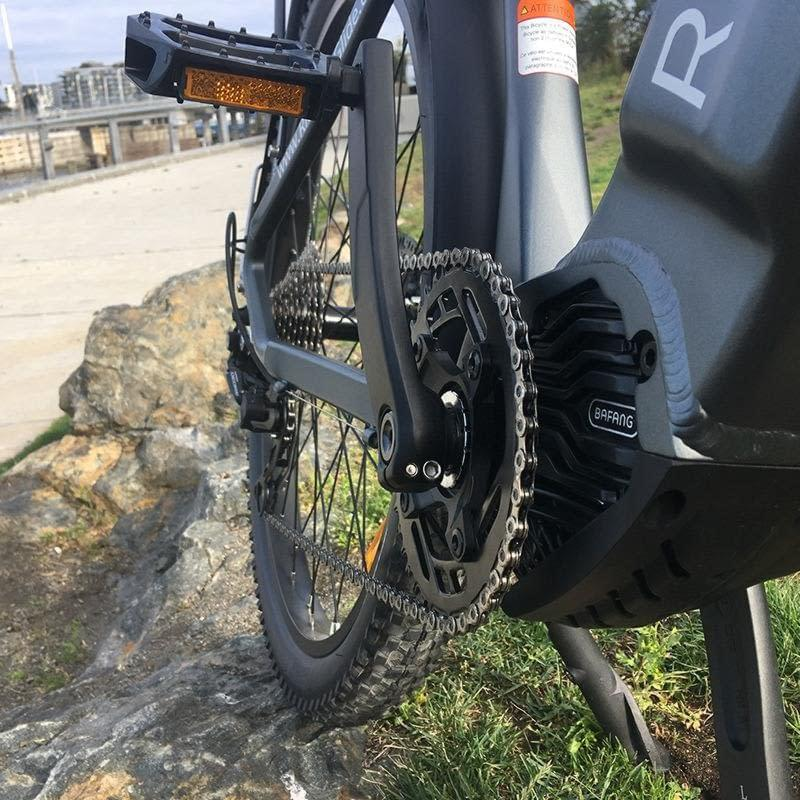 MTX Max Bafang M600 mid drive 120Nm of torque with 10 speed Shimano Deore