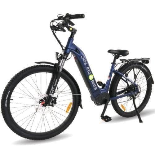 MTS step through x-road e-bike, hub drive 48V 500W, by Ride the Glide