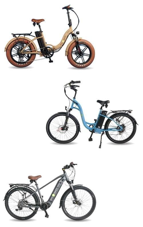 Affordable electric bikes by Ride the Glide in Victoria BC