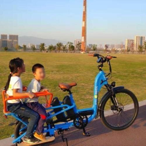 2020 Cargoroo electric cargo bike, dual battery all inclusive by Ride the Glide