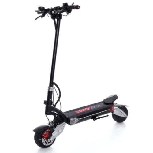 Zero 8X Dual Motor electric scooter Canada, Ride the Glide