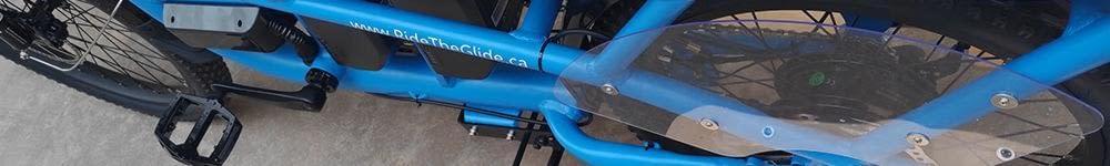 RTG Cargoroo electric cargo bike Victoria BC